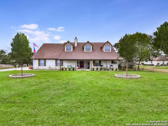 30627 Blue Martin, Bulverde, TX 78163 (MLS #1440999) :: BHGRE HomeCity
