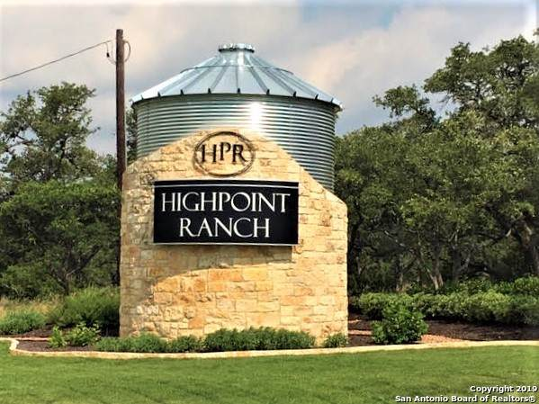 LOT 51 High Point Ranch Rd, Boerne, TX 78006 (MLS #1441009) :: The Mullen Group | RE/MAX Access