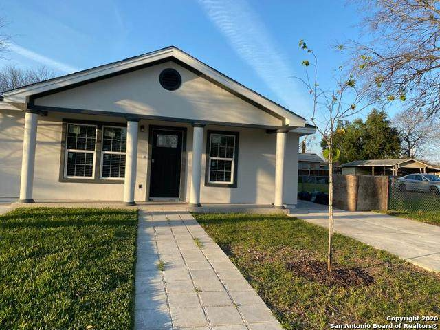 571 Lincolnshire Dr, San Antonio, TX 78220 (MLS #1441014) :: Berkshire Hathaway HomeServices Don Johnson, REALTORS®