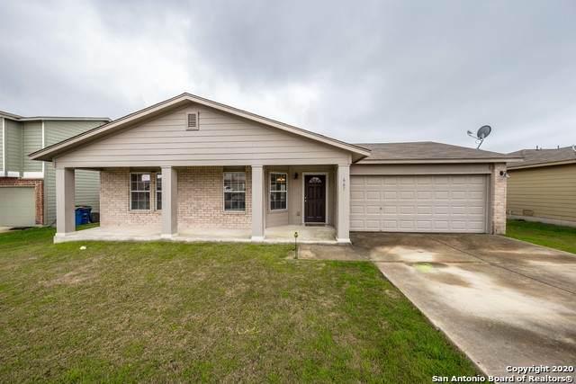 667 Northern Lights Dr, New Braunfels, TX 78130 (MLS #1441039) :: Exquisite Properties, LLC