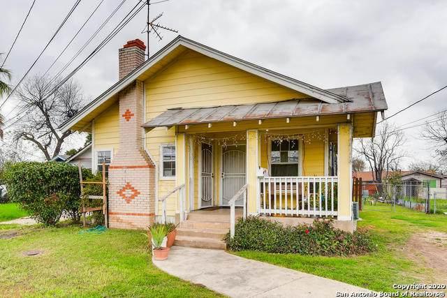 435 W Lubbock, San Antonio, TX 78204 (MLS #1441045) :: HergGroup San Antonio