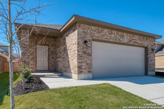 2733 Barkey Springs, San Antonio, TX 78245 (MLS #1441085) :: ForSaleSanAntonioHomes.com