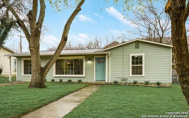 431 Sumner Dr, San Antonio, TX 78209 (MLS #1441135) :: Vivid Realty