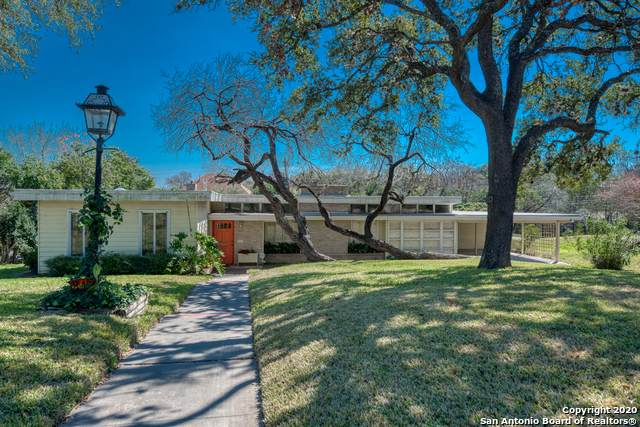 212 Wyanoke Dr, San Antonio, TX 78209 (MLS #1441182) :: Vivid Realty