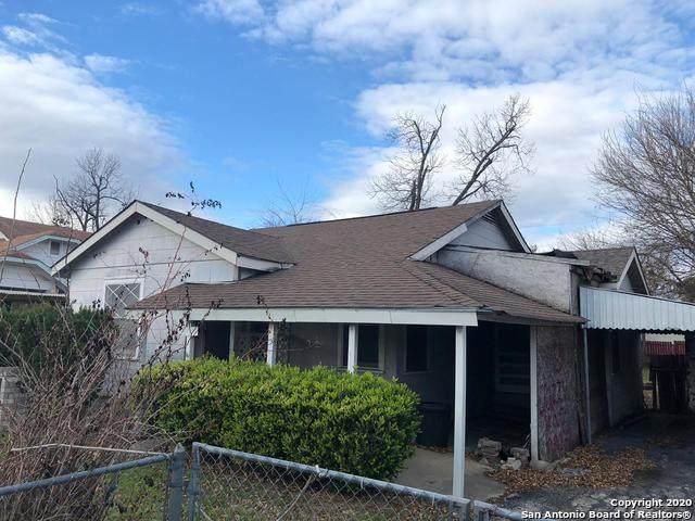 1939 Texas Ave, San Antonio, TX 78228 (MLS #1441190) :: Tom White Group