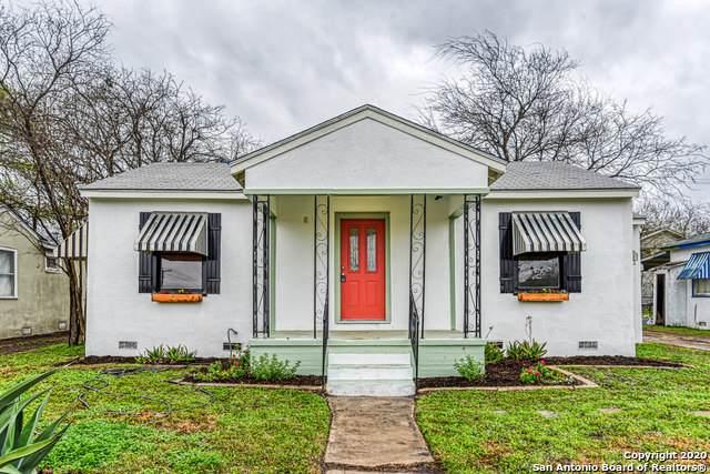 253 Westminster Ave, San Antonio, TX 78228 (MLS #1441194) :: Tom White Group