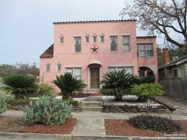 619 E Woodlawn Ave., San Antonio, TX 78212 (MLS #1441255) :: Tom White Group