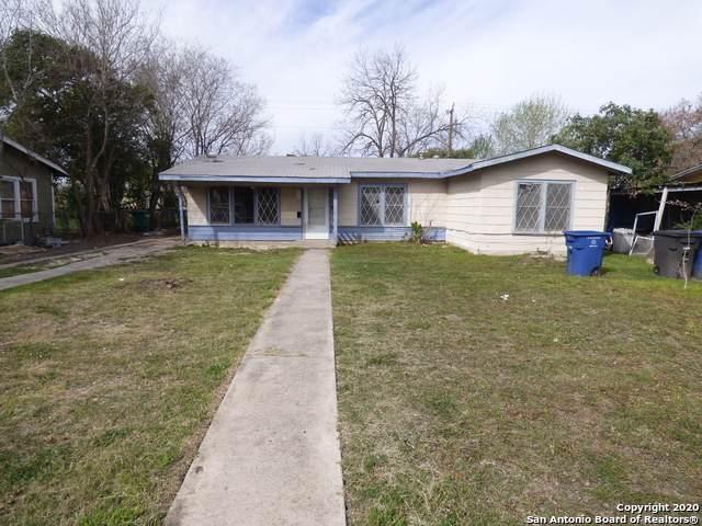 347 E Palfrey St, San Antonio, TX 78223 (MLS #1441275) :: Tom White Group