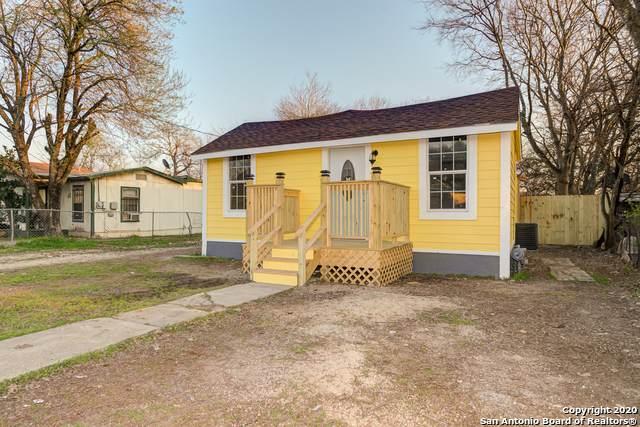 106 Bundy St, San Antonio, TX 78220 (MLS #1441289) :: Tom White Group