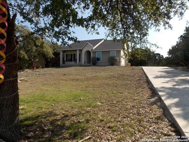 2130 Rocky Ridge Loop, Canyon Lake, TX 78133 (MLS #1441297) :: Alexis Weigand Real Estate Group