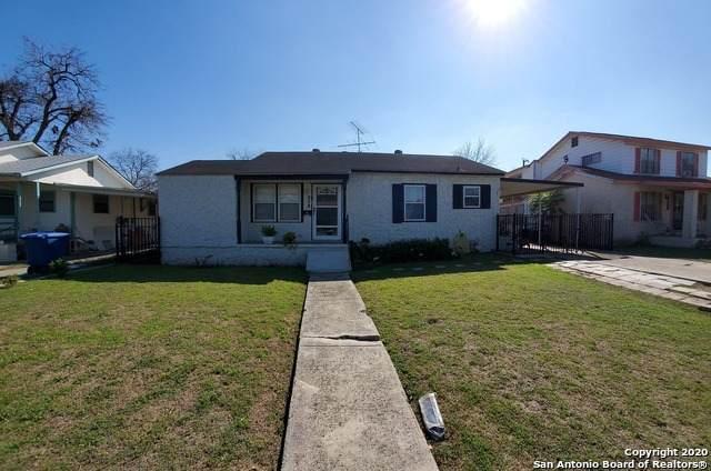 228 Ross Ave, San Antonio, TX 78225 (MLS #1441345) :: Berkshire Hathaway HomeServices Don Johnson, REALTORS®