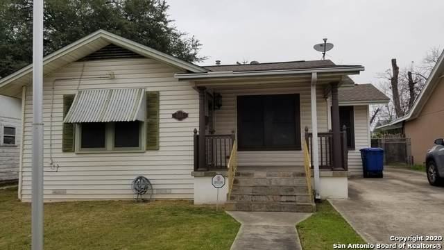 2143 Steves Ave, San Antonio, TX 78210 (MLS #1441496) :: EXP Realty