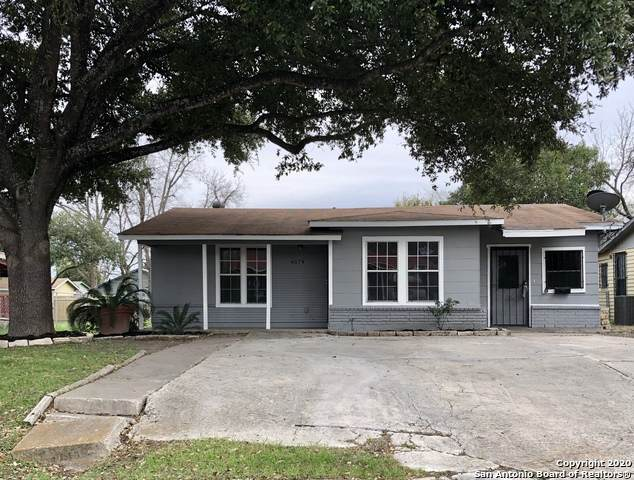 4574 Lark, San Antonio, TX 78228 (MLS #1441519) :: EXP Realty
