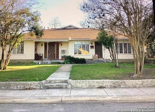 1438 Center St, San Antonio, TX 78202 (MLS #1441524) :: EXP Realty
