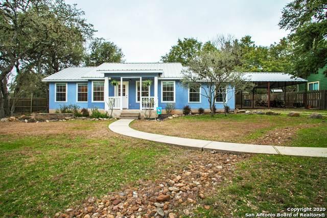 8639 Flintrock Dr, Boerne, TX 78006 (MLS #1441552) :: Reyes Signature Properties