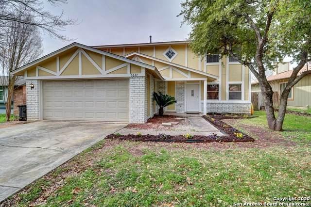 5627 Wood Climb St, San Antonio, TX 78233 (MLS #1441554) :: The Gradiz Group