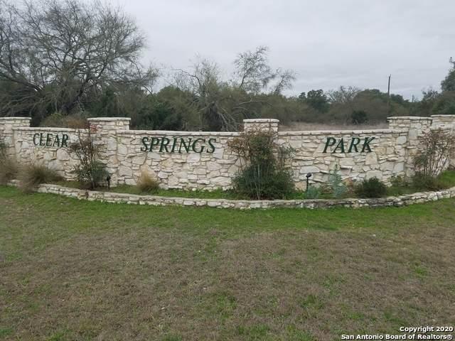 3935 Running Springs, San Antonio, TX 78261 (MLS #1441573) :: BHGRE HomeCity San Antonio