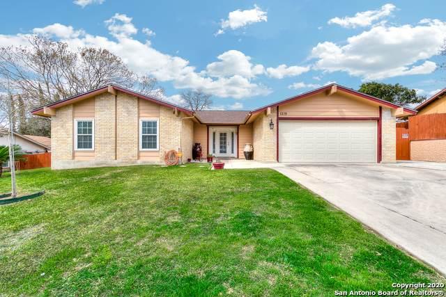 1219 Tideland St, San Antonio, TX 78245 (MLS #1441592) :: Exquisite Properties, LLC