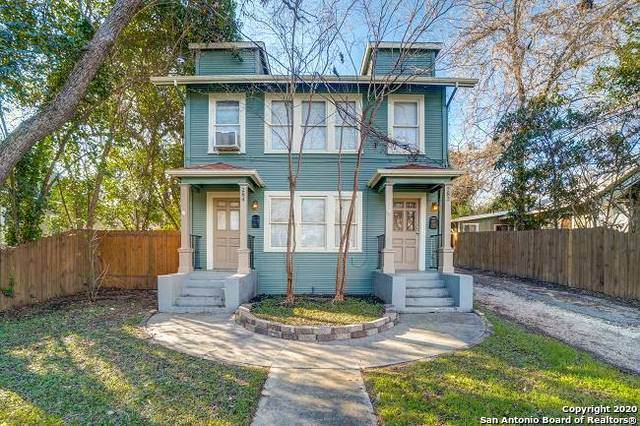 282 Post Ave, San Antonio, TX 78215 (MLS #1441601) :: The Mullen Group | RE/MAX Access