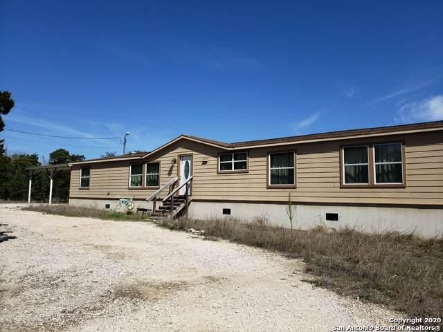 175 Hazelett Dale Rd S, Kerrville, TX 78028 (MLS #1441626) :: Exquisite Properties, LLC