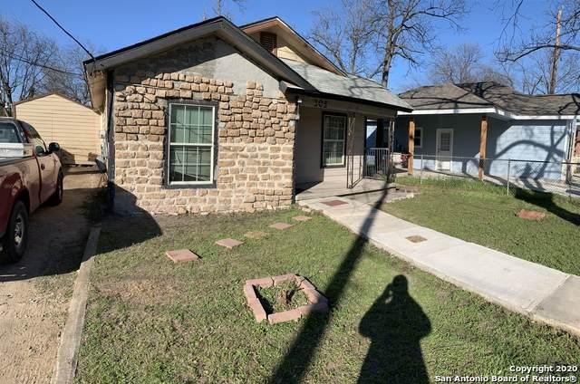 305 Queretaro St, San Antonio, TX 78237 (MLS #1441692) :: Exquisite Properties, LLC