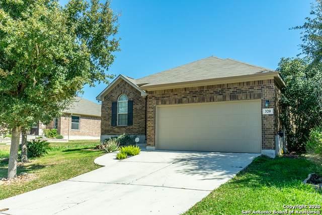 320 Primrose Way, New Braunfels, TX 78132 (MLS #1441736) :: Vivid Realty