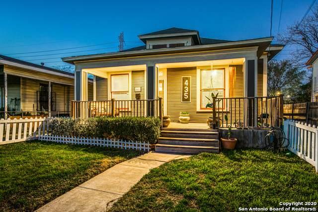 435 Mckinley Ave, San Antonio, TX 78210 (MLS #1441756) :: The Mullen Group | RE/MAX Access