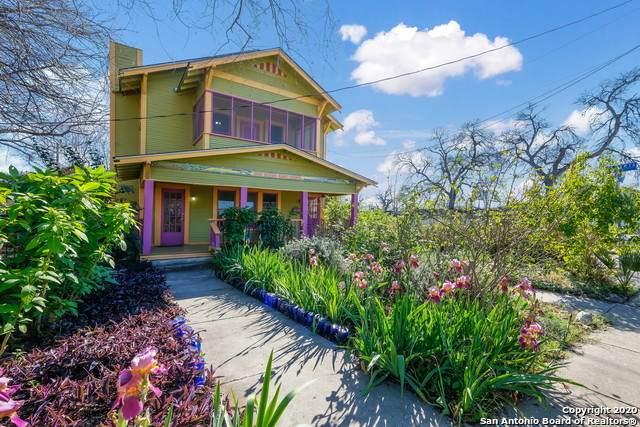 200 Queen Anne Ct, San Antonio, TX 78209 (MLS #1441768) :: The Mullen Group | RE/MAX Access