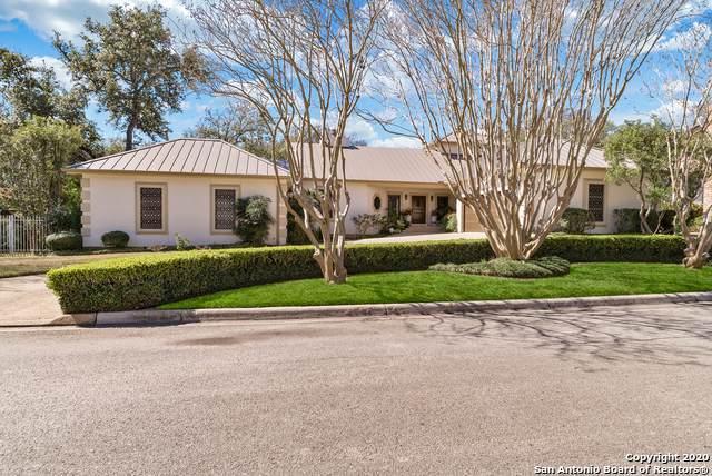 12731 Cranes Mill, San Antonio, TX 78230 (MLS #1441782) :: Exquisite Properties, LLC