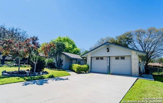 4306 Fondren St, San Antonio, TX 78217 (MLS #1441787) :: Exquisite Properties, LLC