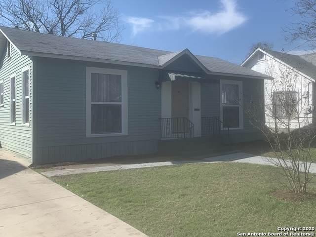 2042 E Crockett St, San Antonio, TX 78202 (MLS #1441790) :: Exquisite Properties, LLC