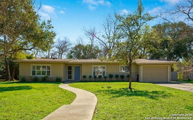 336 Tuttle Rd, San Antonio, TX 78209 (MLS #1441836) :: ForSaleSanAntonioHomes.com
