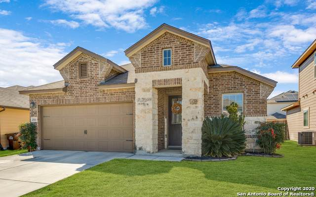 2511 Just My Style, San Antonio, TX 78245 (MLS #1442006) :: Neal & Neal Team