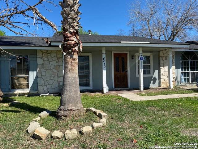 8610 Standing Bear St, San Antonio, TX 78242 (MLS #1442059) :: Exquisite Properties, LLC