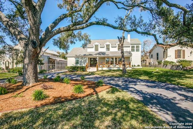 231 Burr Rd, Terrell Hills, TX 78209 (MLS #1442278) :: Concierge Realty of SA