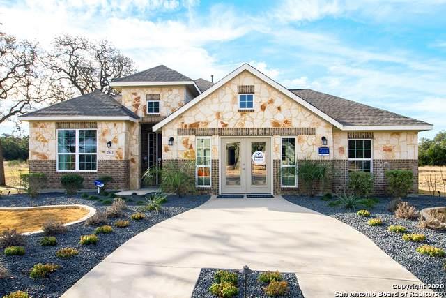 1145 Havens Cross, New Braunfels, TX 78132 (#1442291) :: 10X Agent Real Estate Team