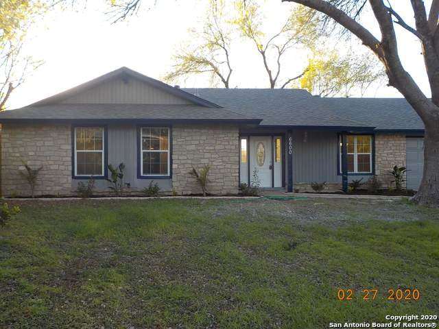 6600 Shady Lake Dr, San Antonio, TX 78244 (MLS #1442299) :: Exquisite Properties, LLC