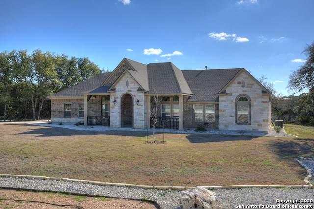 1333 Mystic Shores Blvd, Spring Branch, TX 78070 (#1442310) :: 10X Agent Real Estate Team