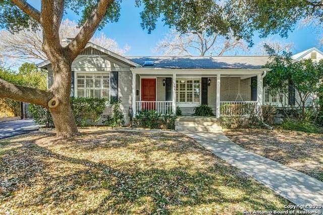 233 Calumet Pl, San Antonio, TX 78209 (#1442315) :: 10X Agent Real Estate Team