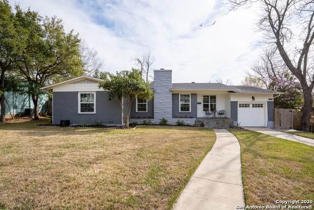 1008 Ivy Ln, Terrell Hills, TX 78209 (MLS #1442969) :: Santos and Sandberg