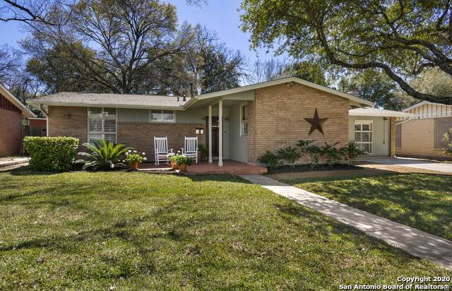 2106 E Lawndale Dr, San Antonio, TX 78209 (MLS #1443210) :: The Heyl Group at Keller Williams