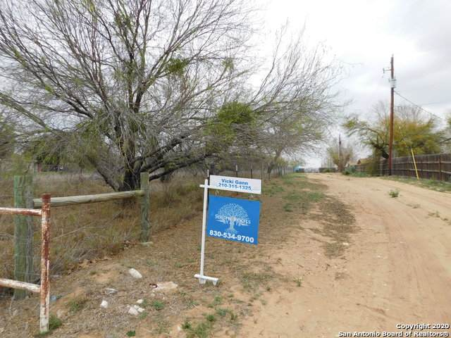 0 Yucca Lane, Carrizo Springs, TX 78834 (MLS #1443317) :: The Heyl Group at Keller Williams