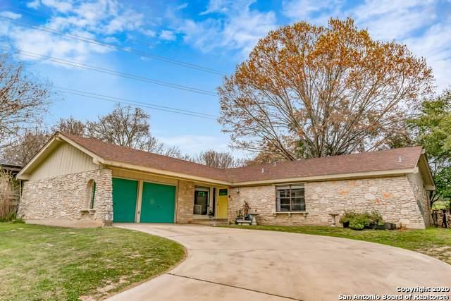 640 Crest Ln, New Braunfels, TX 78130 (MLS #1443338) :: BHGRE HomeCity San Antonio