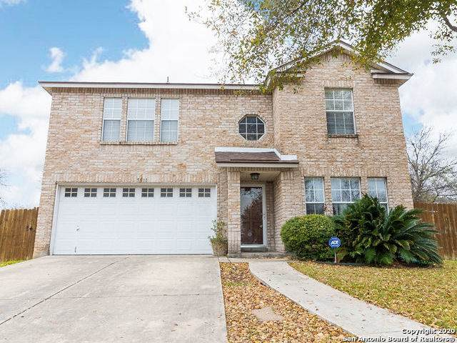 7911 Crystal Pt, San Antonio, TX 78251 (MLS #1443360) :: The Glover Homes & Land Group