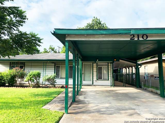 210 W Greenway Ave, San Antonio, TX 78226 (MLS #1443389) :: Tom White Group