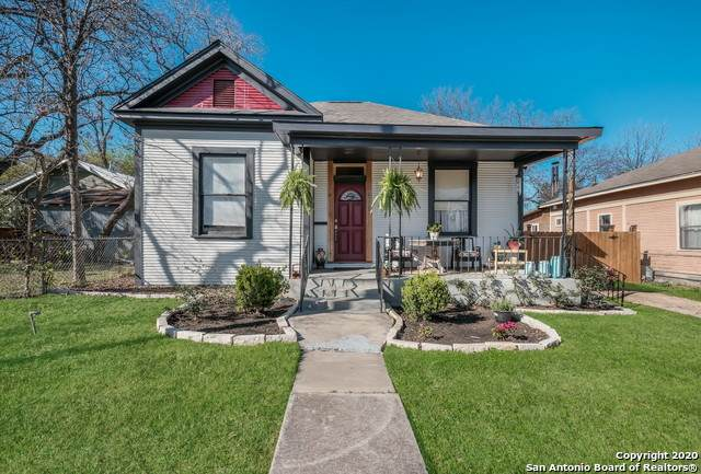 205 Sandmeyer St, San Antonio, TX 78208 (MLS #1443453) :: Tom White Group