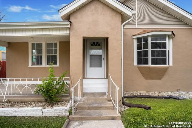 438 Greer St, San Antonio, TX 78210 (MLS #1443569) :: The Castillo Group