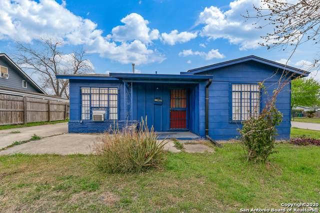 803 Plainview Dr, San Antonio, TX 78228 (MLS #1443581) :: Alexis Weigand Real Estate Group