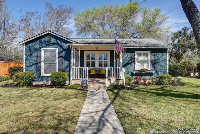 219 Irvington Dr, San Antonio, TX 78209 (MLS #1443653) :: Vivid Realty