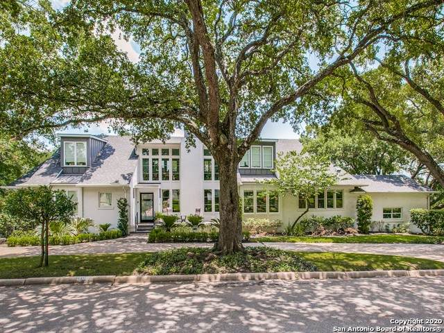 100 Wyckham Rise St, Terrell Hills, TX 78209 (MLS #1443767) :: Concierge Realty of SA